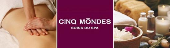 Jouy-aux-Arches, Frankrike: Cinq Mondes