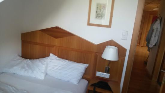 Hotel Kreuzbergpass: Suite_Stanza piccola