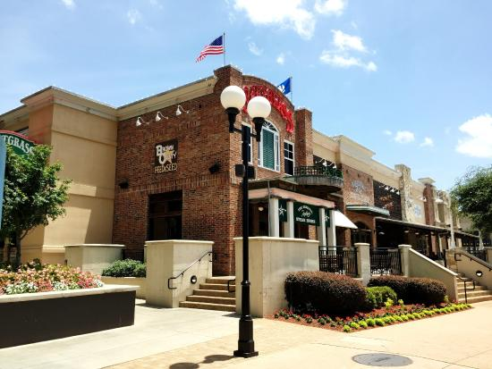 Saltgrass Steak House: Boardwalk  Saltgrass' Exterior