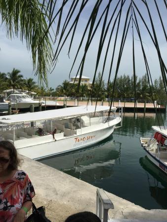 Taino Beach Ferry: Ferry