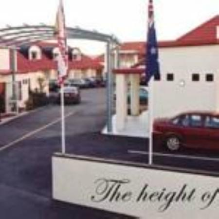 Brougham Heights Motel: Brougham Heights