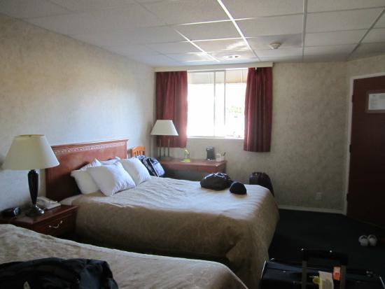 Grouse Inn : Room