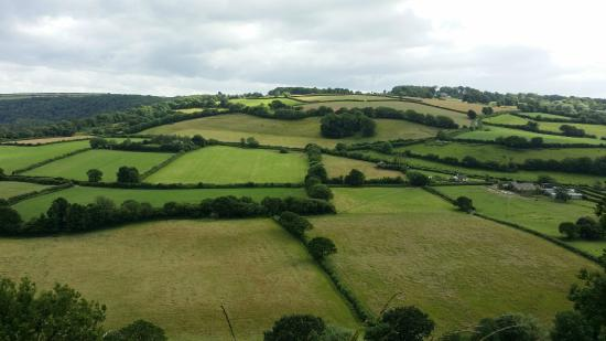 Birchill Farm Holiday Cottages : Great views in the local area