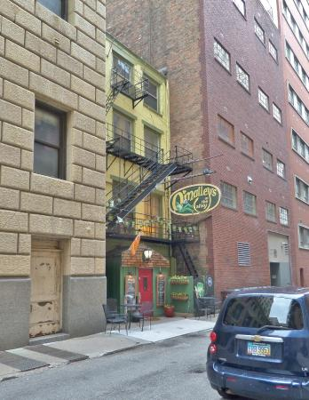 O'Malley's in the Alley: no 1
