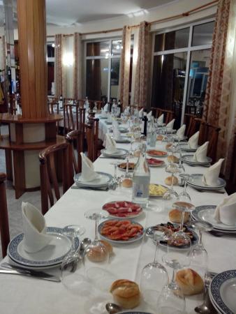 Restaurante As Quatro Colunas
