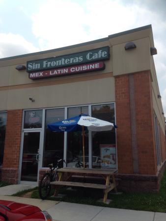 Sin Fronteras Cafe