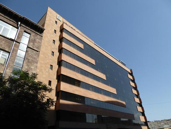 Hyatt Place Yerevan: Exterior