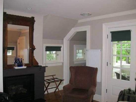 Springwater Bed & Breakfast: Polaris Room