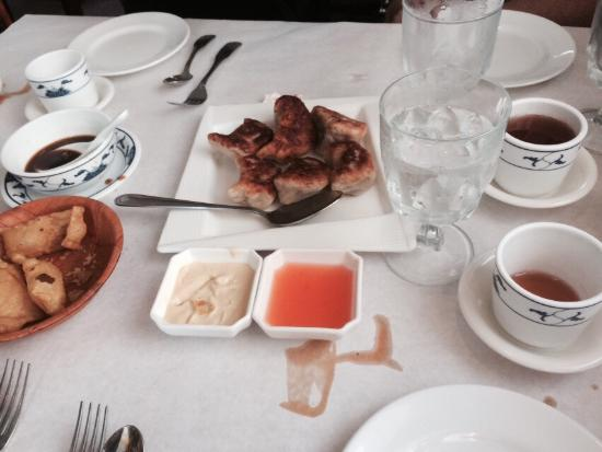 Morristown, NJ: Appetizers were goods