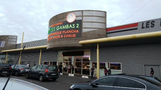 Garges-les-Gonesse, فرنسا: Le Roi des Gambas 2
