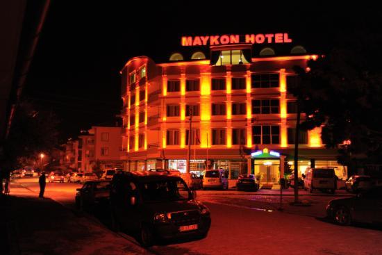 Civril, Turki: Maykon Hotel