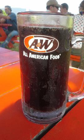 A&W Restaurant : Great!