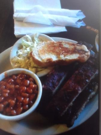 Country's Barbecue: My Meal