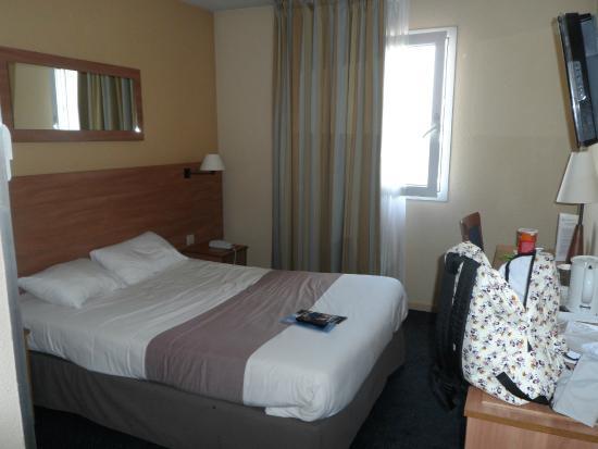Kyriad Marne-la-Vallee Torcy: Double Room