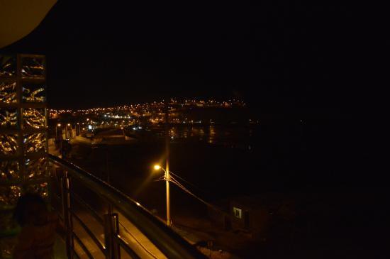 Mar de Costa: balcón