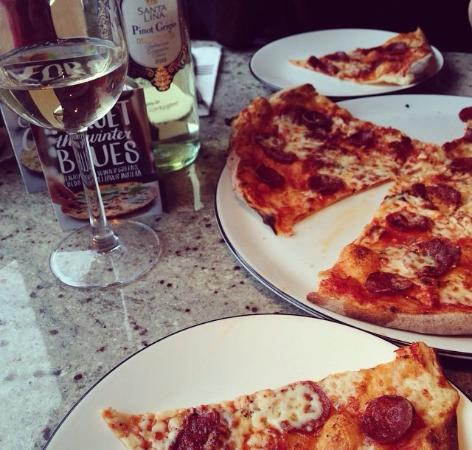 Pizza Express - Camden: Another visit.. Pizza!