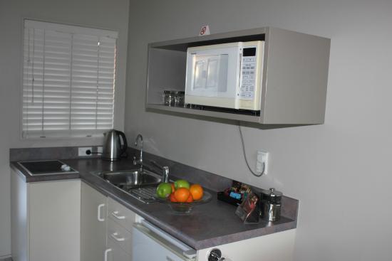 New Plymouth, Nueva Zelanda: Kitchen facilities