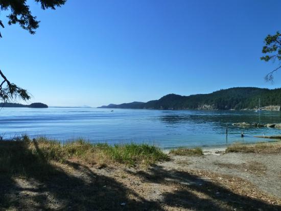Montague Harbour Marine Provincial Park
