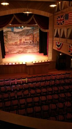 Palace Grand Theatre : Guided tour