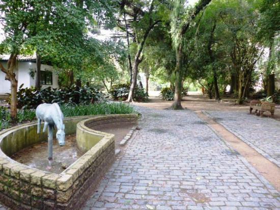 Porto Alegre museum (Solar Lopo Goncalves)