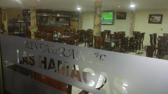 Restaurante Las Hamacas