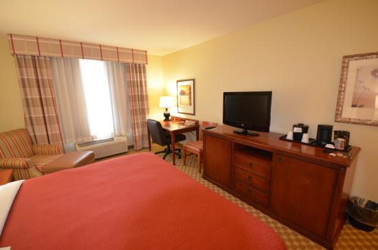 Country Inn & Suites by Radisson, Gillette, WY : La chambre