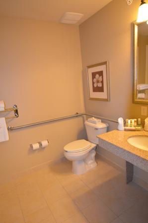 Country Inn & Suites by Radisson, Gillette, WY : La salle de bain