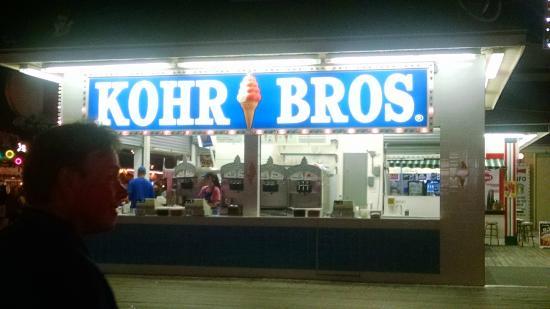 Kohr Brothers Frozen Custard: Kohrs