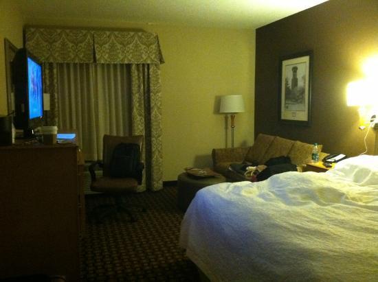 Hampton Inn Nashville / Vanderbilt: Room