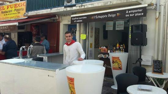 l'Echappee Belge