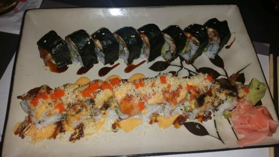 Elegant Kani House: Great Sushi Rolls