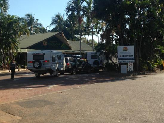 Darwin FreeSpirit Resort : Office