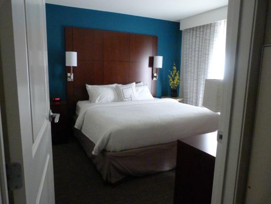 Residence Inn Columbia Northwest/Harbison: bedroom