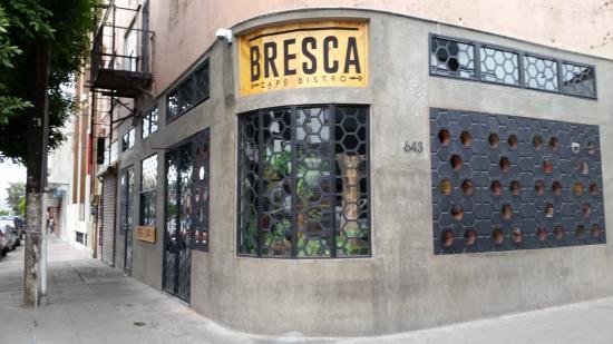 Bresca Cafe Bistro: Bresca