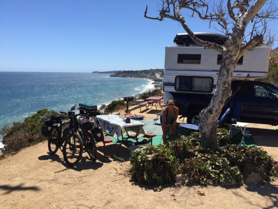 View From Space V6 Picture Of Malibu Beach Rv Park