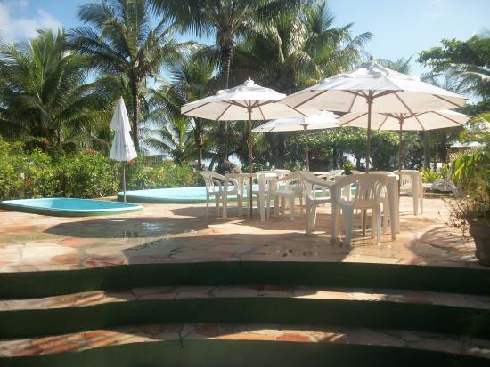 Hotel Puerto Beach: A piscina é uma delicia, com barzinho e atendimento muito bons.