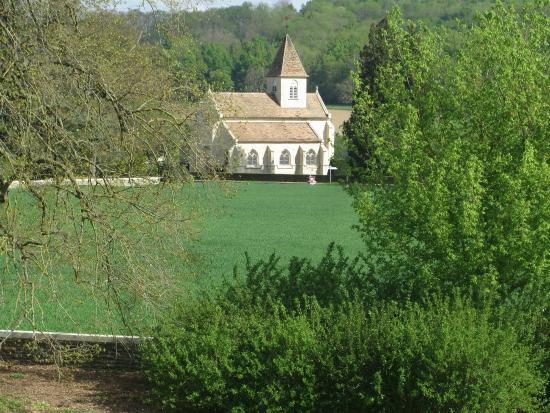 Aisne, Francia: Chapel of Yankee Division