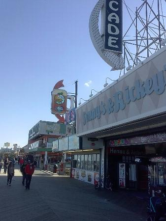 Seaside Heights, NJ: JR's