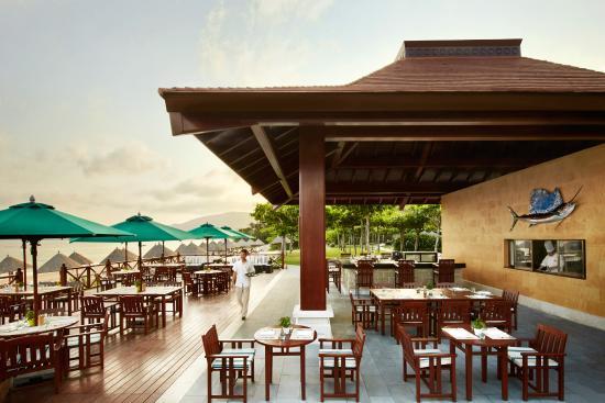 Fish Bar Seafood Restaurant (Sanya Marriott Yalong Bay Resort & Spa)