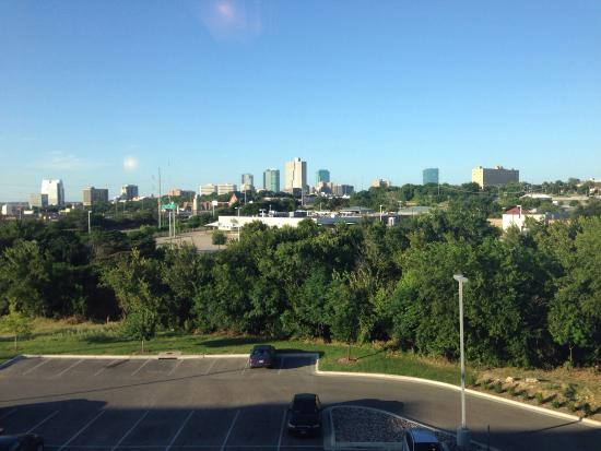 Homewood Suites by Hilton Fort Worth - Medical Center: View from 4th floor.