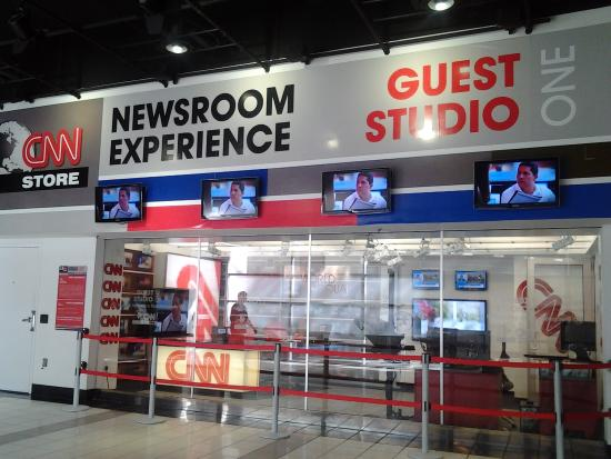 cnn studios picture of cnn studio tours atlanta