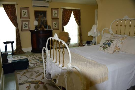 Captain Visger House: Captain's Suite