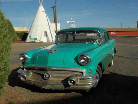 Wigwam Motel: Americana at its finest...