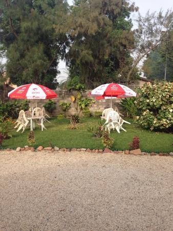 Kisangani, República Democrática del Congo: Restaurant Chez Bronzetta