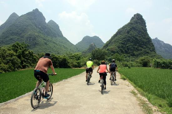 Guilin Cycling Tours