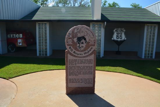 Clinton (OK) United States  City pictures : ... Museum, Clinton, OK Picture of Route 66, United States TripAdvisor