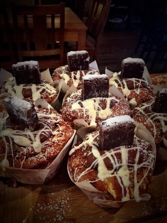 Bohemia Cafe and Bar: Lovely Muffins