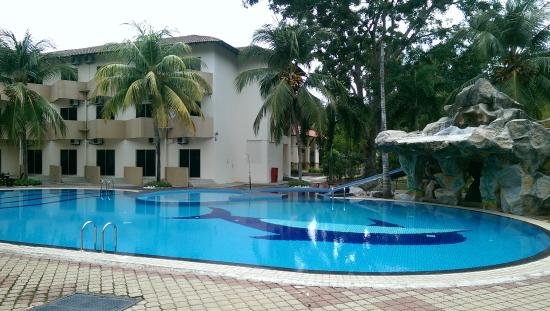 Rompin Beach Resort UPDATED 2017 Prices Hotel Reviews Kuala