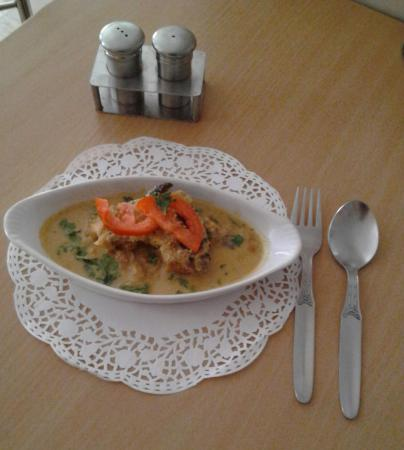 Hope Café : Fish Rezala...Special for the Day