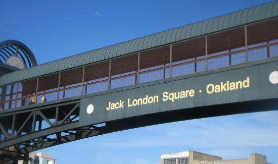 Jack London Square Oakland Ca Picture Of Jack London